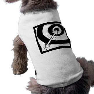 Bulls Eye Arrow - nd Pet Shirt