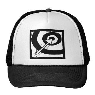 Bulls Eye Arrow - nd Trucker Hat