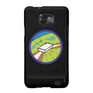Bulls Eye Samsung Galaxy SII Cover