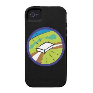 Bulls Eye iPhone 4/4S Cover