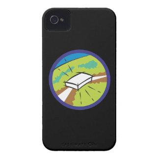 Bulls Eye iPhone 4 Case-Mate Case
