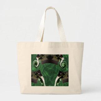 Bulls Eye.jpg Canvas Bags