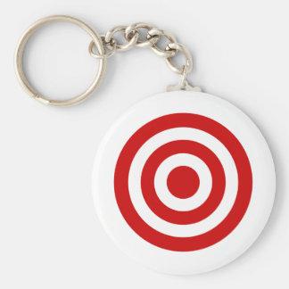 Bull's_Eye Keychain