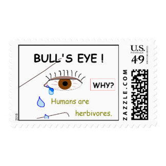 Bull's Eye Stamp