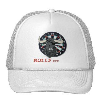 Bulls Eye Trucker Hat