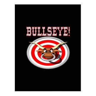Bullseye 2 postcard