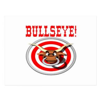 Bullseye 3 postcard