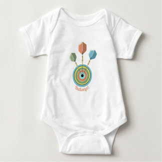 Bullseye Baby Bodysuit
