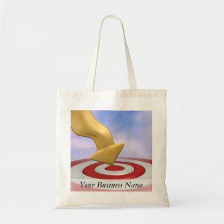 Bullseye! Canvas Bag