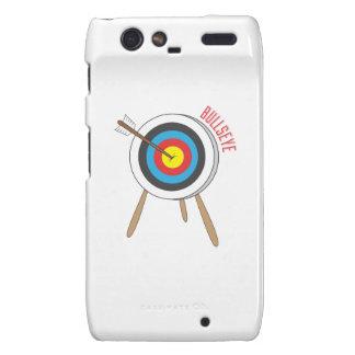 Bullseye Droid RAZR Covers
