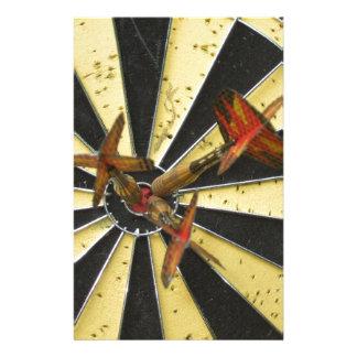 Bullseye Dart Board Stationery