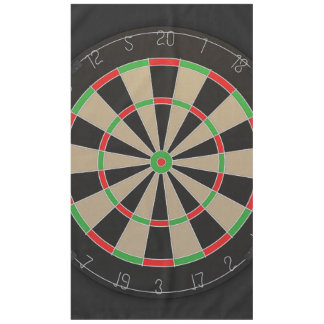 Bullseye Dart Dartboard Lover Sporty Special Tablecloth
