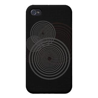 Bullseye Design iPhone 4 Cases