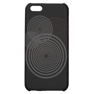 Bullseye Design Case For iPhone 5C