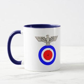 Bullseye Eagle Mug