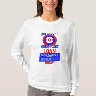 Bullseye For Binoculars -- WPA T-Shirt