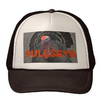Bullseye Hats