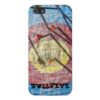 bullseye iPhone 5 covers