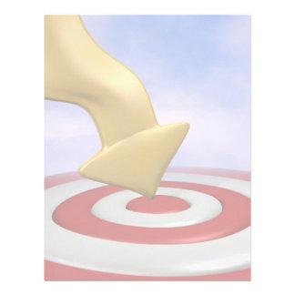 Bullseye! Letterhead
