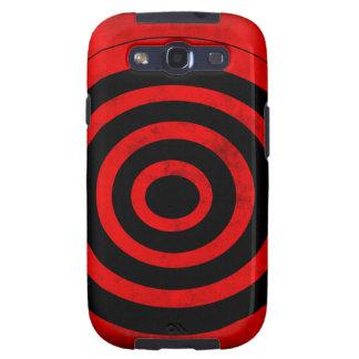 Bullseye look galaxy SIII covers