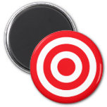Bullseye Magnet
