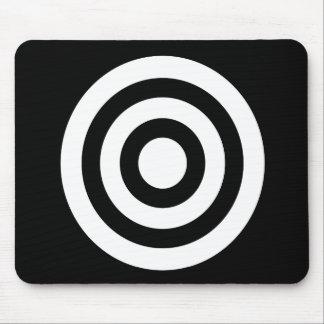 bullseye - On Target Mouse Pad