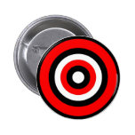 Bullseye Pin