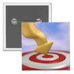 Bullseye! Pins