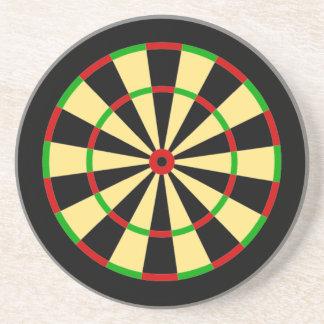 Bullseye Target Dart Board Thirsty Coaster