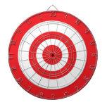 Bullseye Target Dartboard With Darts