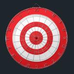 "Bullseye Target Dartboard With Darts<br><div class=""desc"">Bullseye Target</div>"