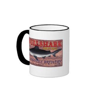 Bullshark Beer Mug
