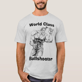 Bullshooter Playera