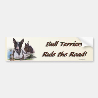 bullterrier_bumpersticker bumper sticker