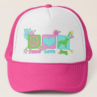 BullTerrier.png Trucker Hat