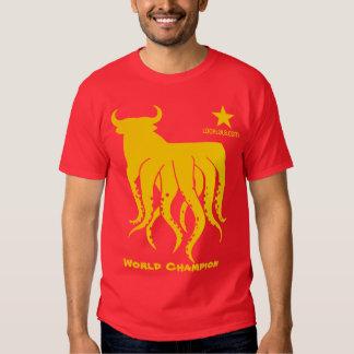 Bulltopus T Shirt