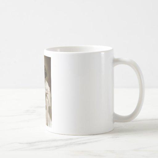 Bullwhip Classic White Coffee Mug