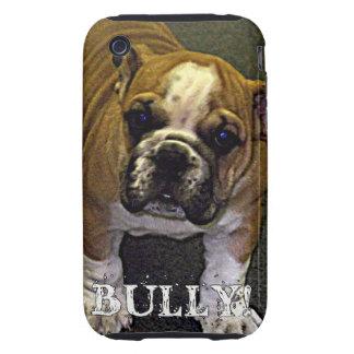 Bully! Adorable English Bulldog Puppy Tough iPhone 3 Covers