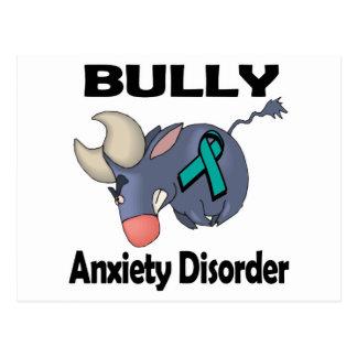 BULLy Anxiety Disorder Postcard
