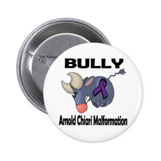 BULLy Arnold Chiari Malformation 2 Inch Round Button