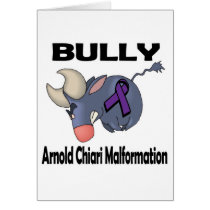 BULLy Arnold Chiari Malformation Card