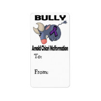BULLy Arnold Chiari Malformation Label