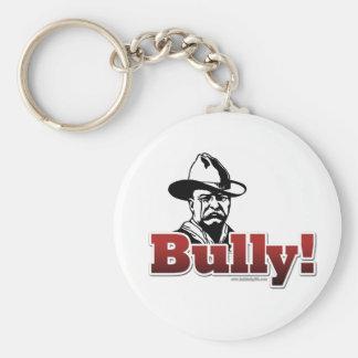 Bully!... Basic Round Button Keychain