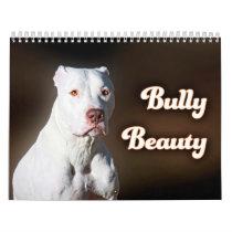 Bully Beauty Calendar