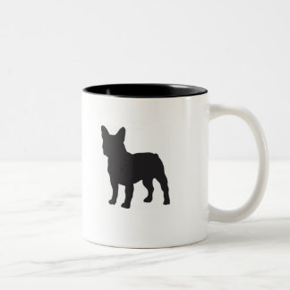 Bully! Black French Bulldog Mug