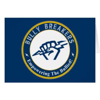 Bully Breaker Official Merchandise Card