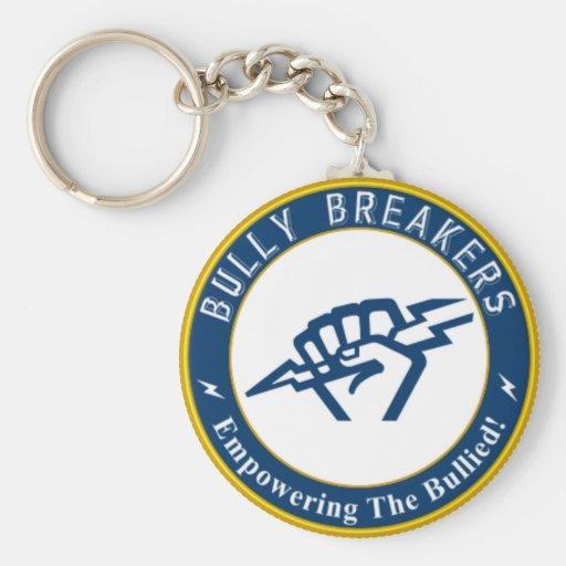 Bully Breaker Official Merchandise Keychain