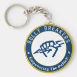 Bully Breaker Official Merchandise Keychains