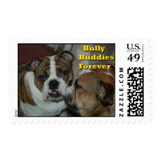 bully buddies stamp