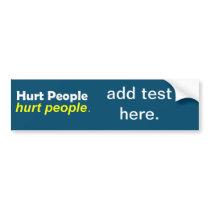 Bully Bumper Sticker